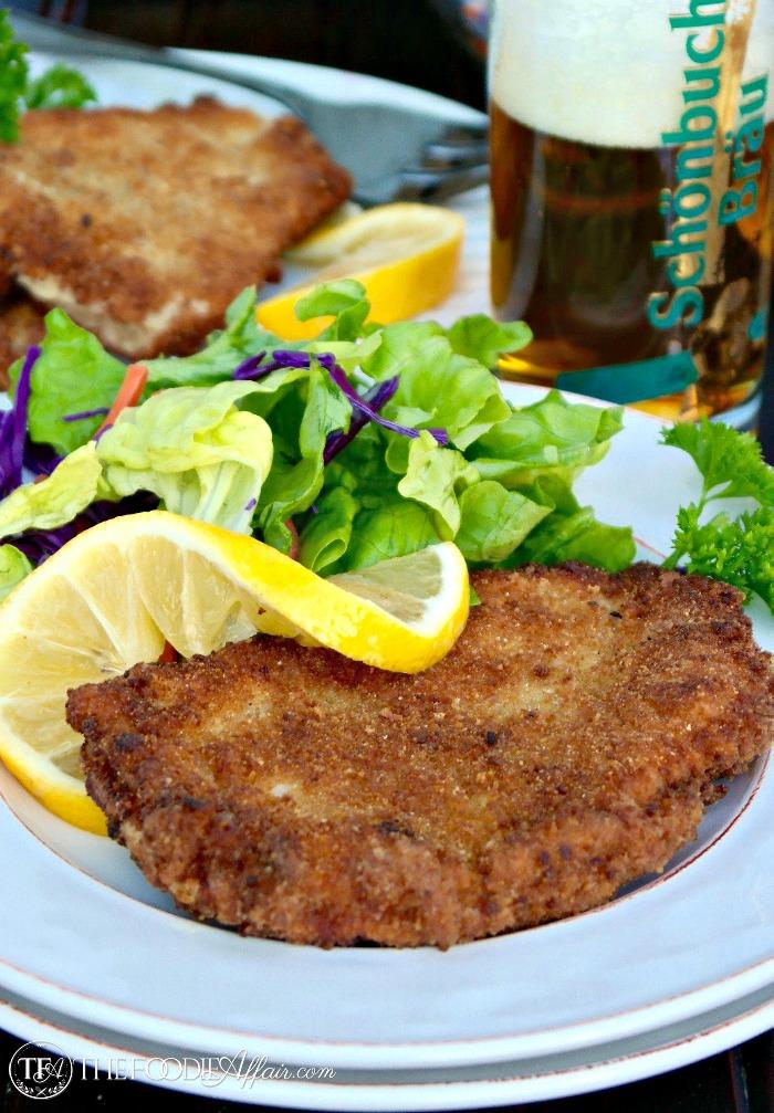 Pork Schnitzel Recipe — Dishmaps