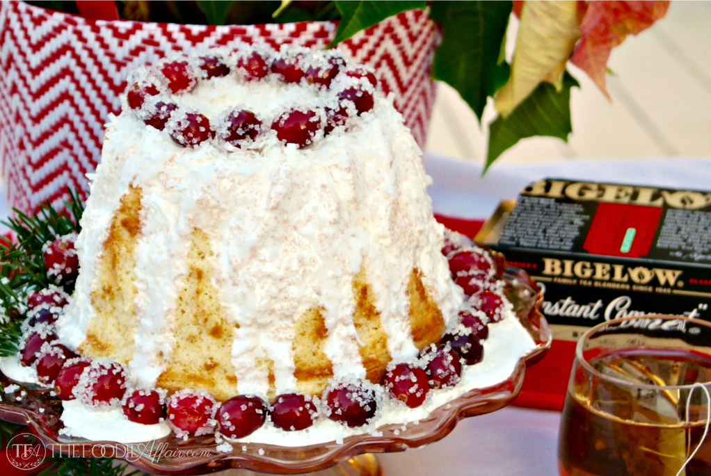 King Arthur Chiffon Cake