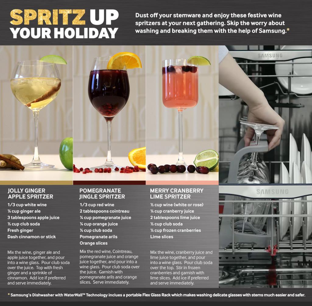 Spritz Up Samsung Campaign