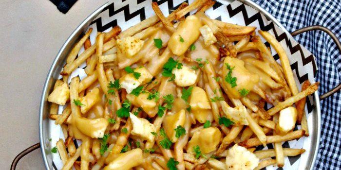 Easy Poutine Gravy Fries
