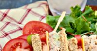 Crab Salad Sandwich Recipe with Peppridge Farm® Harvest Blends bread