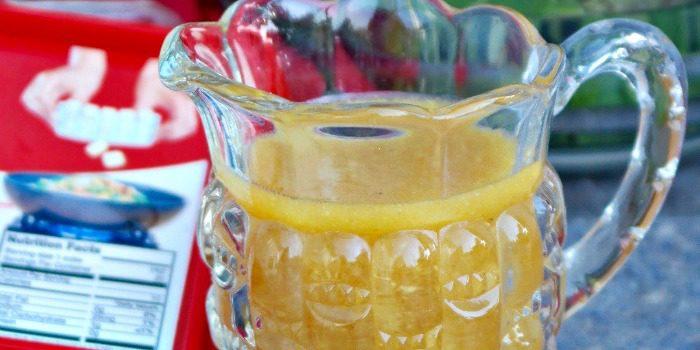 Honey Dijon Vinaigrette Salad Dressing