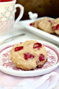 Strawberry Scones Recipe with coconut milk