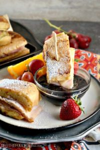 Monte Cristo Sandwich Bites #sandwich #recipe | The Foodie Affair