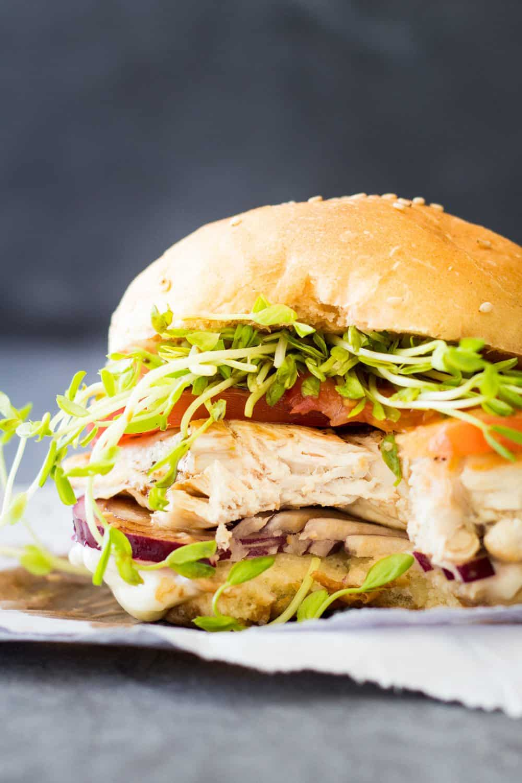 11 Easy Chicken Brown Bag Lunch Ideas #lunch #chicken #brownbag | www ...