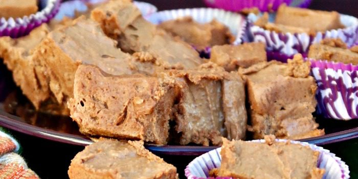 Creamy Low Carb Chocolate Peanut Butter Fudge (Easy Recipe!)
