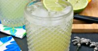 Low Sugar Margarita Recipe is simple to make and tastes delicious! #lowcarb #low sugar #cocktail | www.thefoodieaffair.com