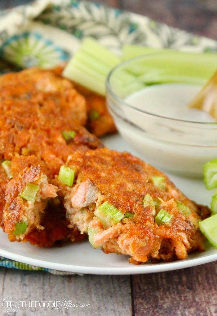 Salmon Patty Recipe Appetizer