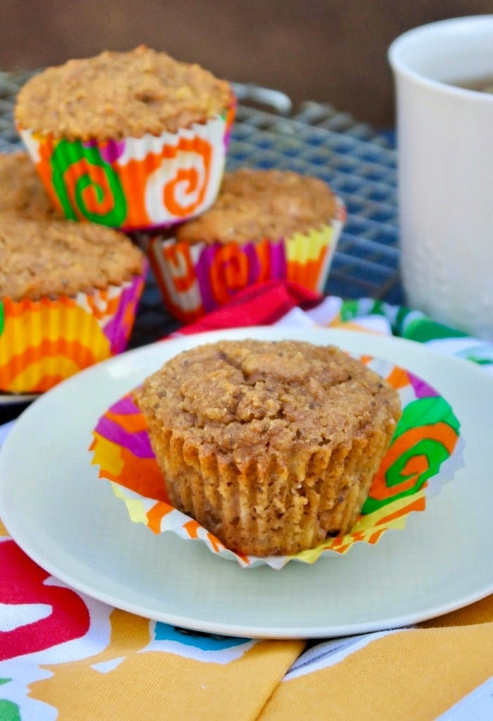 Healthy Banana Muffins | Small Batch – Low Carb & Gluten Free