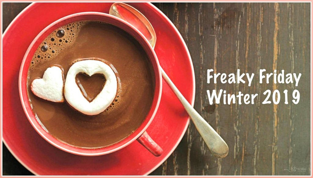 Freaky Friday Blog Hop Winter 2019
