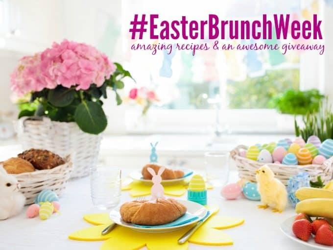 Blogger's Easter Brunch Week Giveaway