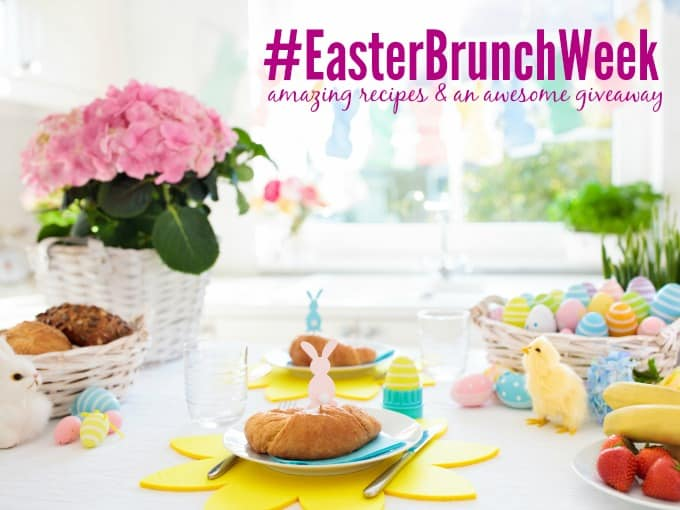 Blogger's Easter Brunch Week Giveaway