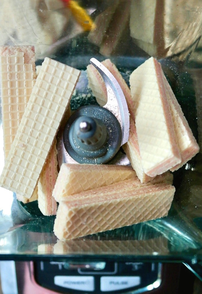 cookie wafers for mini cheesecake crust