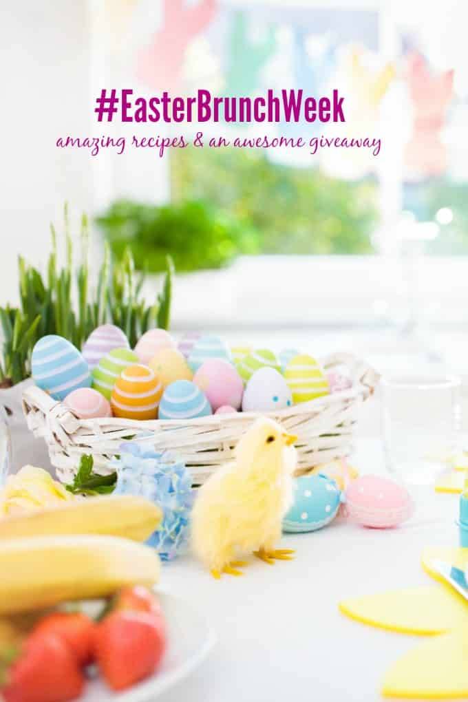Easter brunch week giveaway photo